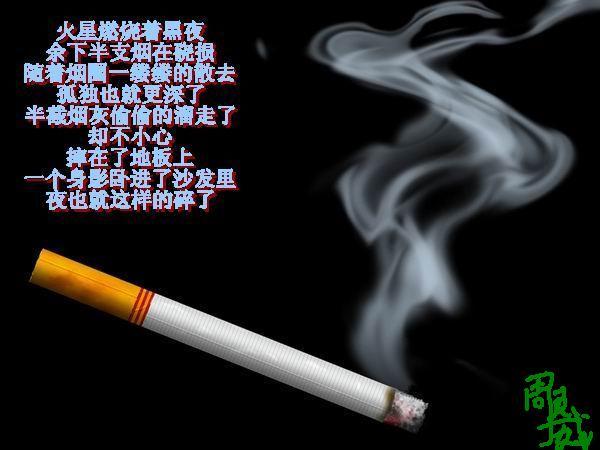 七夕 七夕 工作 : 寂寞半支烟 - 阿里巴巴专栏