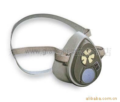 供应3M防尘防毒面具、虑毒盒
