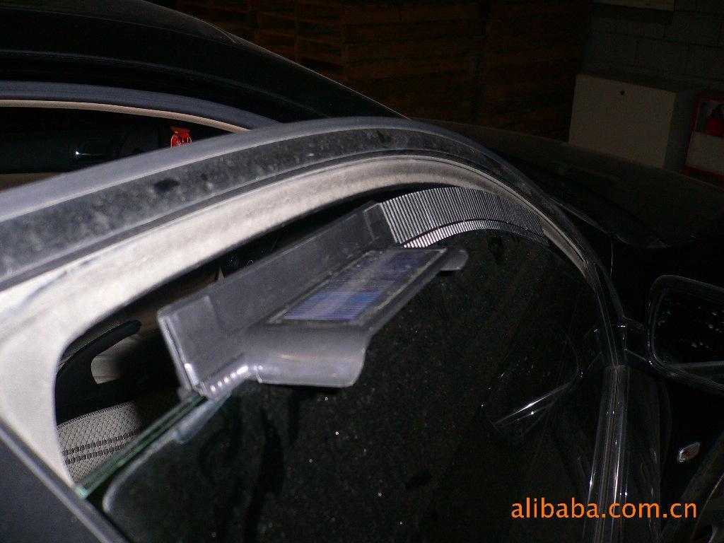 太阳能发电机组 小型太阳能车载风扇 换气扇 太阳能发电机组尽在阿里