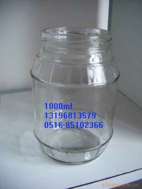 供应高白玻璃果品瓶,番茄酱瓶,腐乳瓶等
