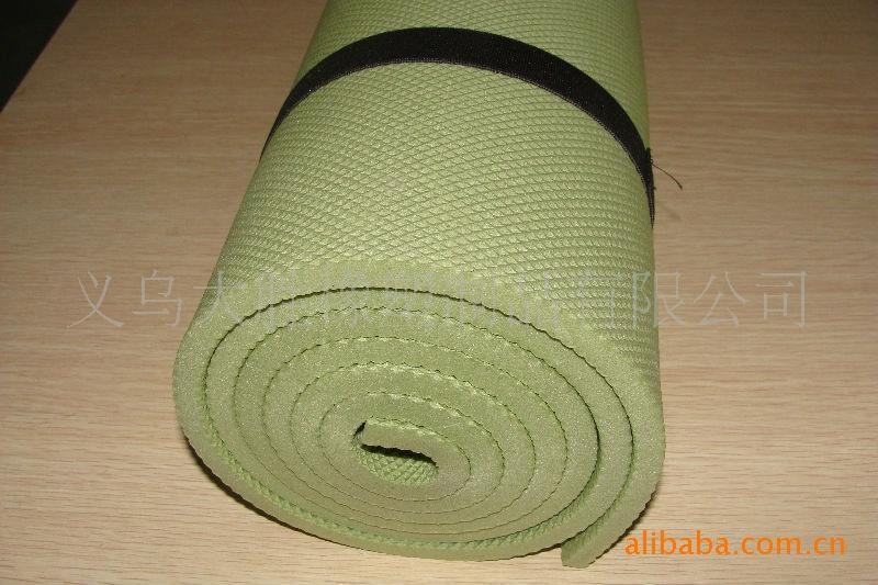 供应无味EVA瑜珈垫子,TPE环保瑜伽垫,eva垫子等等