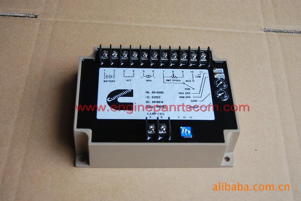 康明斯柴油机M11NT855K19K38K50发动机控制器4914090