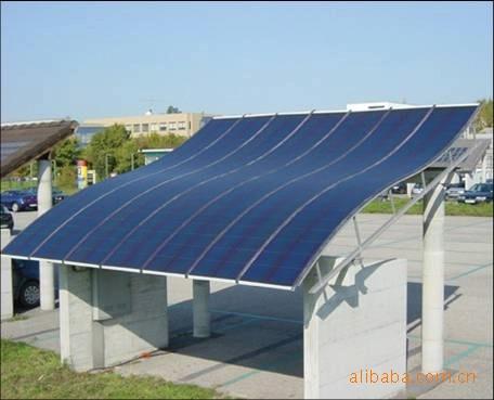 尤尼索拉 柔性非晶硅薄膜电池板 pvl-68w-太阳