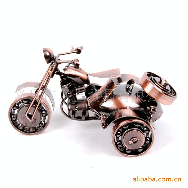 金属车工艺品_金属工艺品手工摩托车批发金属工艺品手工摩