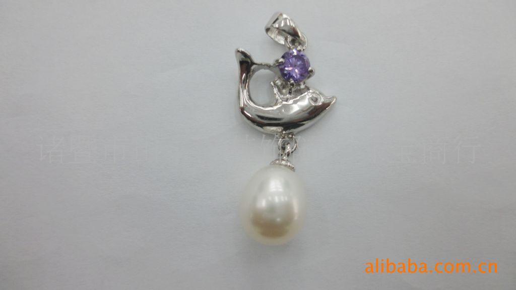 批发供应淡水珍珠耳坠 项饰 代理加盟 珍珠饰品