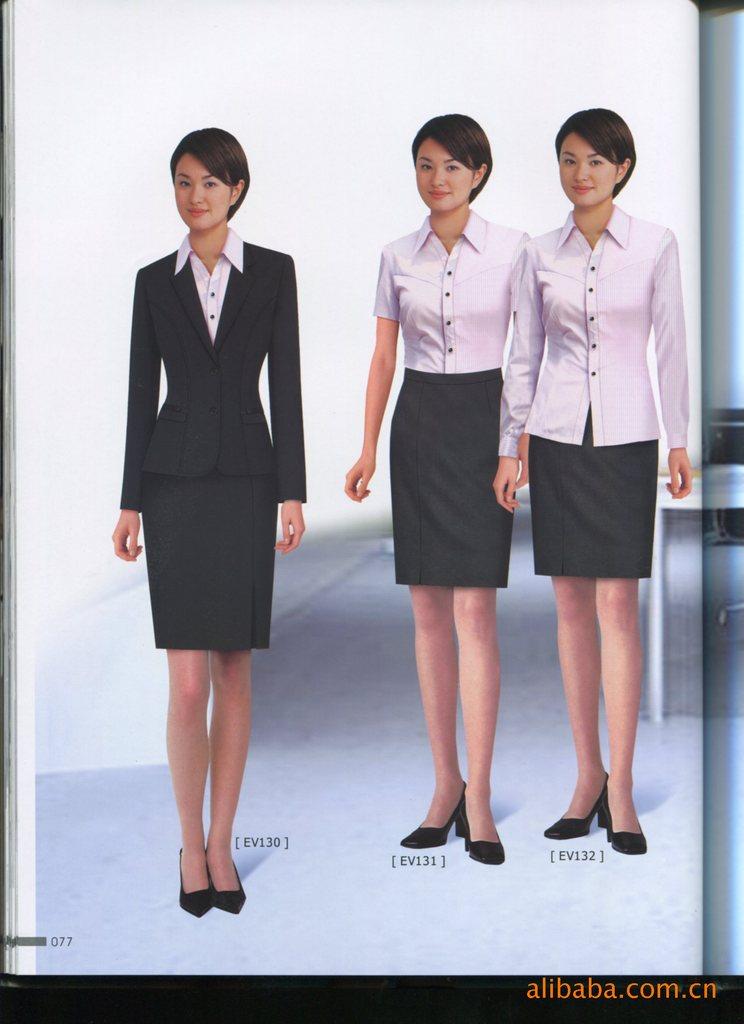 【cc供应,文员装,正装,房地产工作服,办公室职业