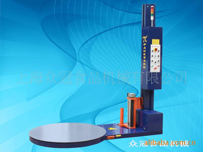 薄膜缠绕机/打包机/裹包机图片_3