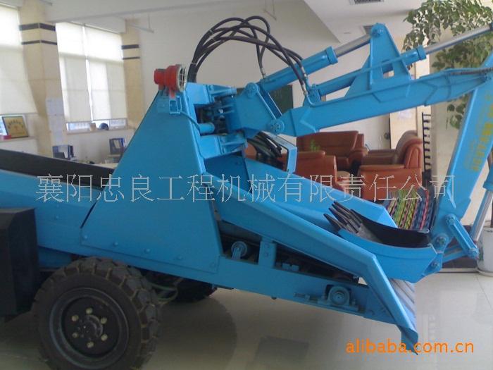 供应定做忠良ZWY-60/15T(FA2)型扒渣机装载机