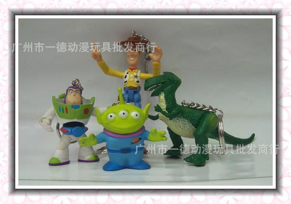 动漫公仔迪斯尼圈套总动员5款公仔玩偶胡迪漫画免费阅读玩具图片