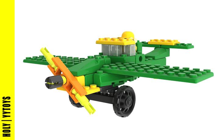 636自装烈火机器人积木 拼装积木 电动积木 DIY玩具 -价格,厂