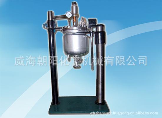 中试压反应釜,不锈钢小型实验室反应釜 -反应釜 中国黄页