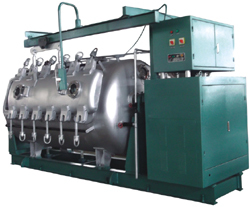 供应ZJLK1800B高速节能自动卷染机|高温高压|大卷装