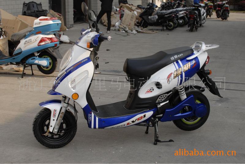 绿骐电动车 小帅哥三代 -电动自行车 电动摩托车 中国黄页图片