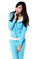 Женские толстовки и Кофты ship, lady/women sport suit, coat+pants.autumn sweatshirt velvet casual sportswear .sports set.8colors