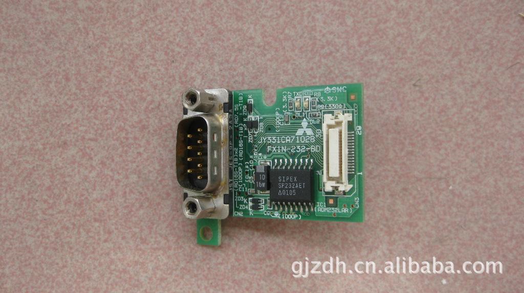三菱PLC通信单元 通信模块 FX1N 232 BD -价格,厂家,图片,PLC