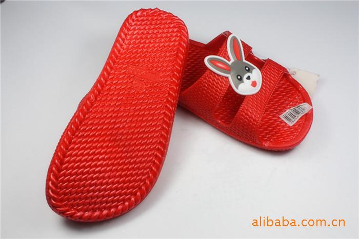 小兔子拖鞋_