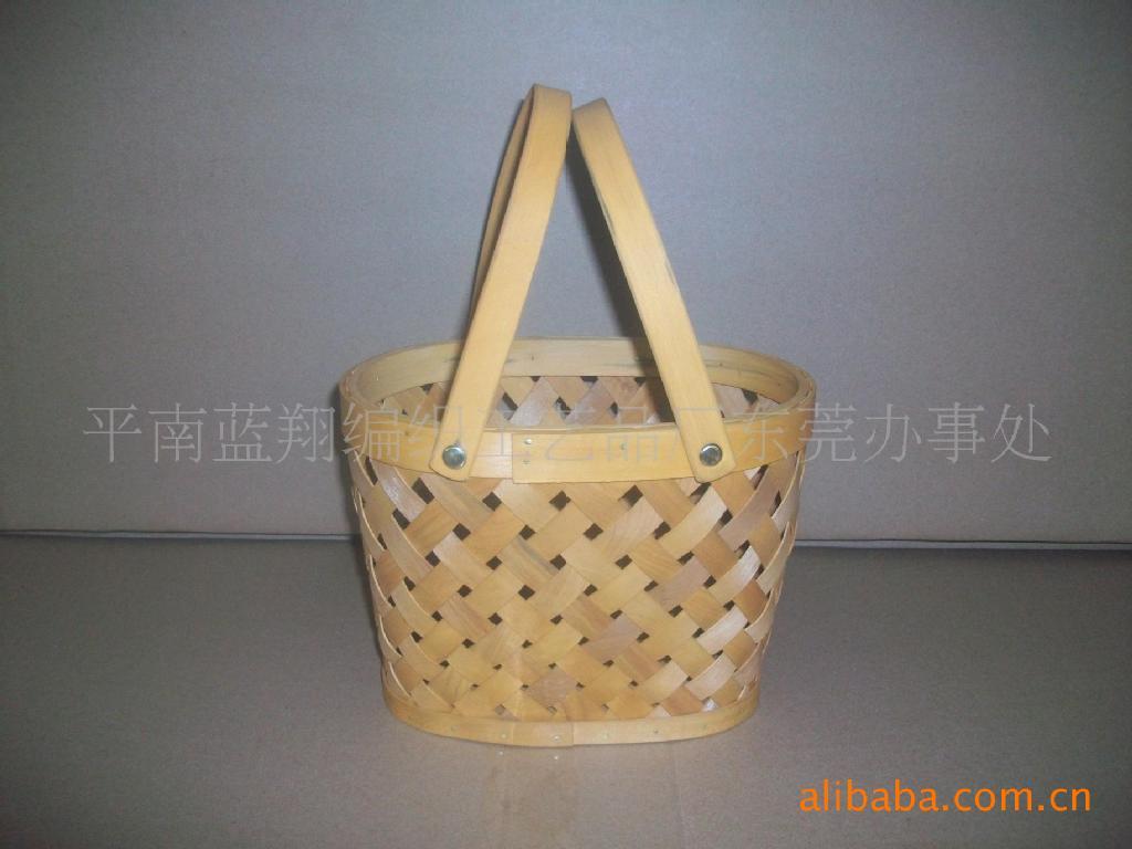 篮子直供手工编木片篮食品包装木风神厂家,厂图片散热器九州电脑