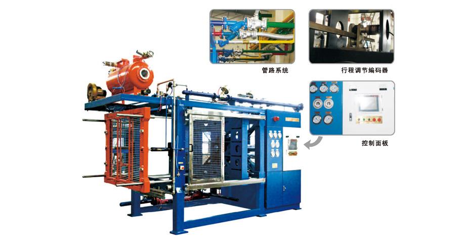 供应优质全自动成型机,方圆塑机,最具规模的eps成型机制造商 塑