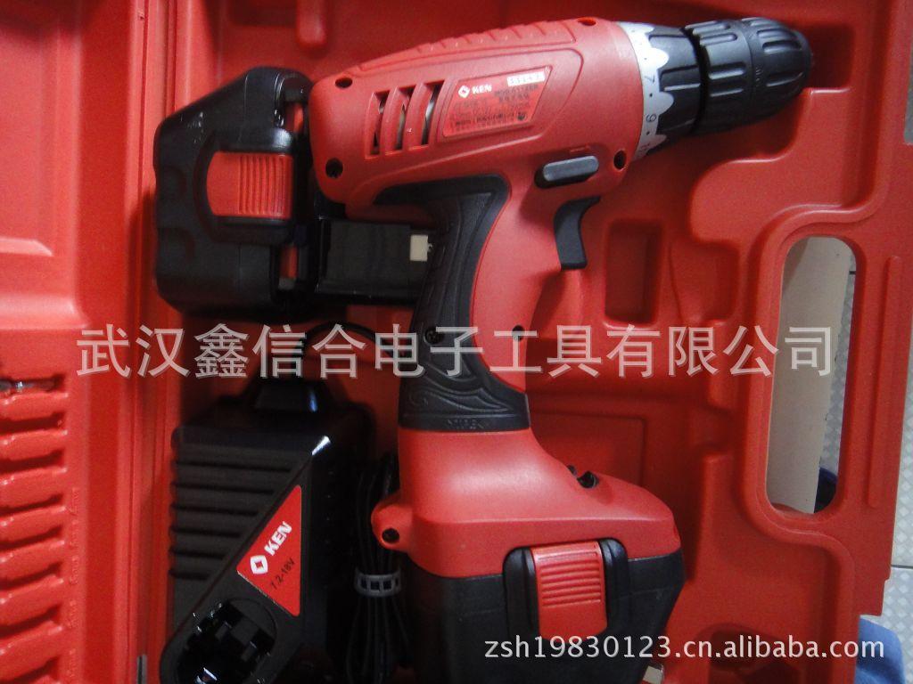 电钻 充电电钻 6112ER充电式电钻起子