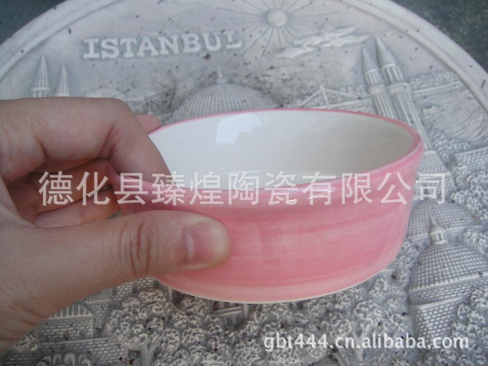 廠家***陶瓷寵物碗 陶瓷貓碗 陶瓷狗碗 可加工定制