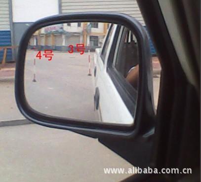 侧方位停车技巧及图解分析