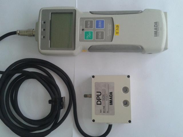 供应二手依梦达数显推拉力计Z2S 50ND带分离传感器