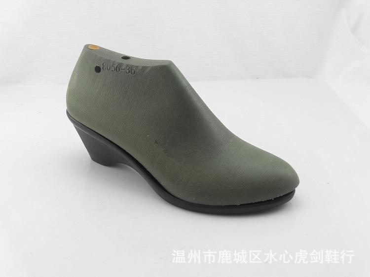 温州楦头厂 温州鞋楦 坡跟女鞋楦 低跟女楦头 女