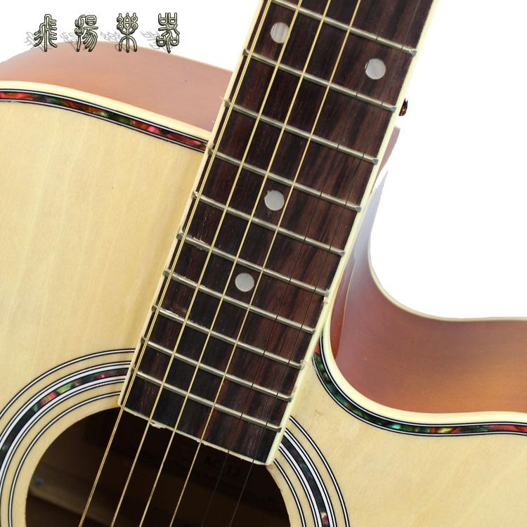 江南Style 广州厂家生产吉他奥卡迪斯AC1