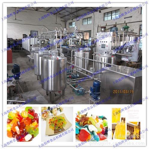 品质保证 价格优惠 果糕软糖生产线 果糕糖设备 果糕机械图片_4