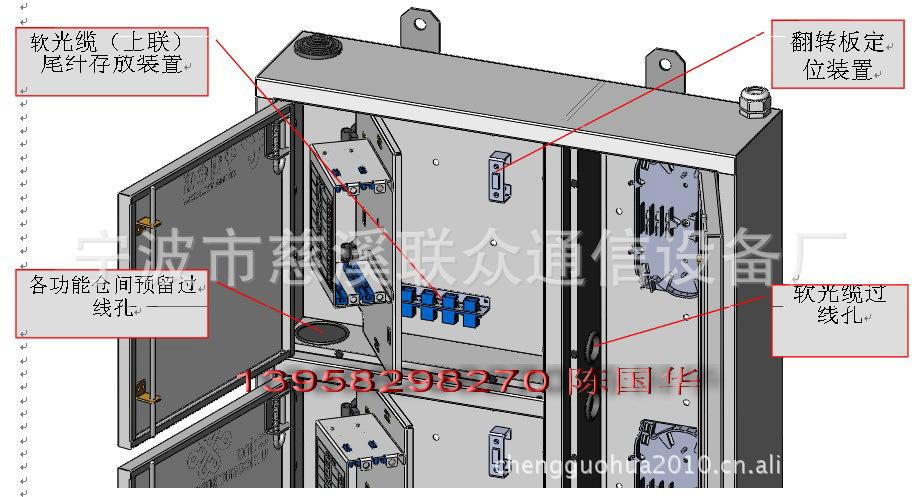 三网融合弱电井分纤箱,三网融合弱电井分纤箱,弱电分纤箱 -价