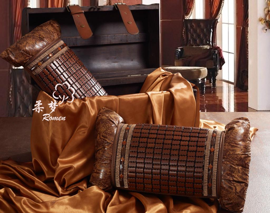 柔梦 2012新款 特价  麻将蝴蝶枕 内含茶叶梗