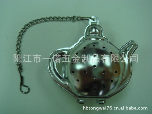 D-022RA茶球,茶隔,茶叶过滤网茶隔,茶漏泡茶器,茶具,壶形茶球