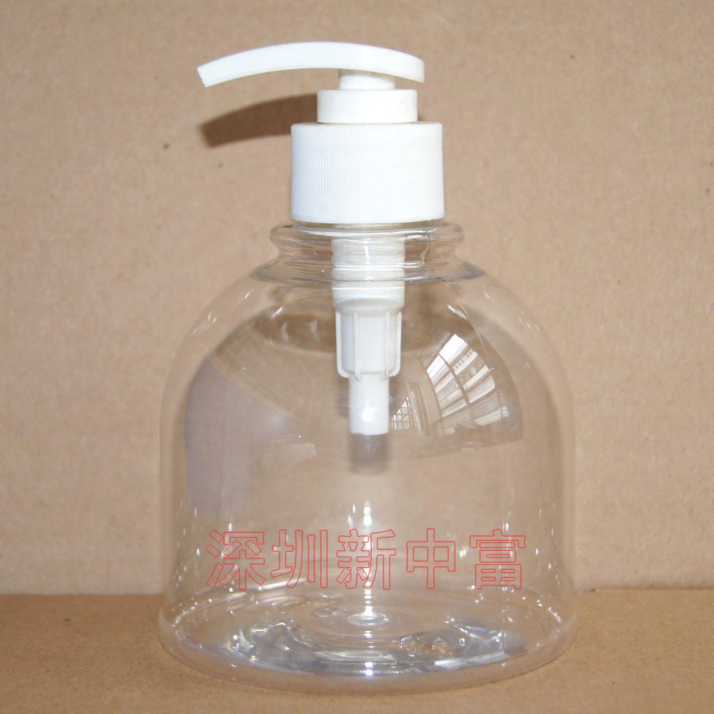 透明洗手液塑料瓶