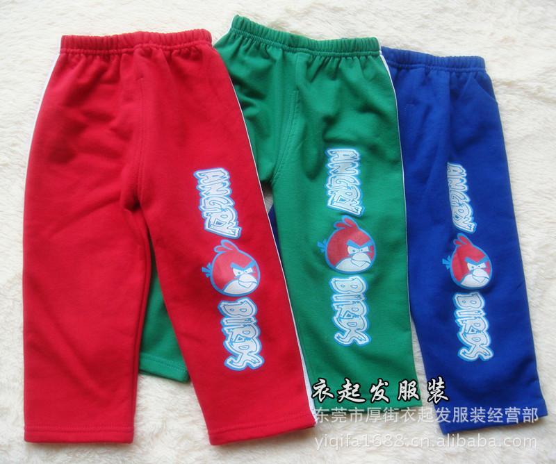 4-6岁儿童长裤