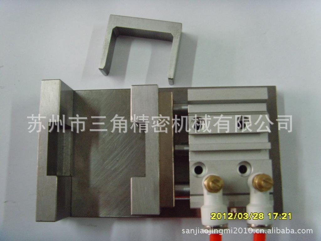 气动夹紧设备治具 10KG的夹紧力 用于工装流