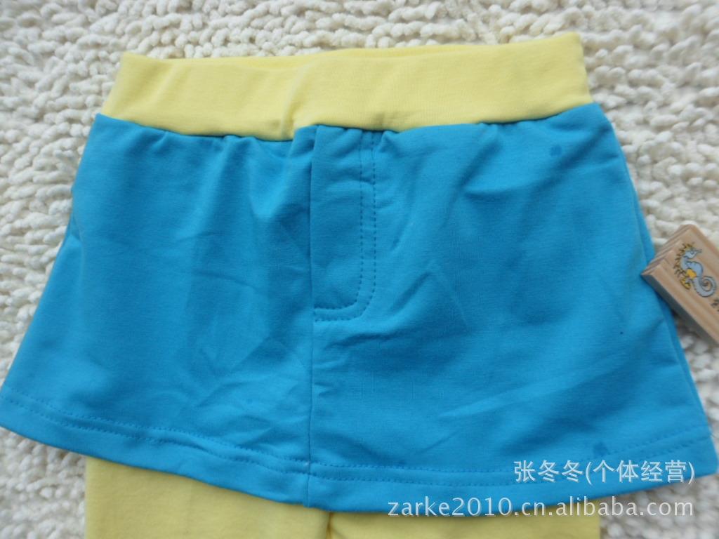 长袖蝙蝠打底衫裙裤套装 女童套装一件代发批 -价格,厂家,图片