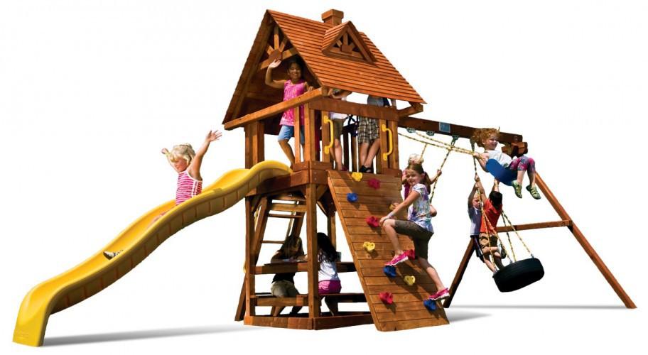 美国RAINBOW儿童游乐设施 图片 高清大图