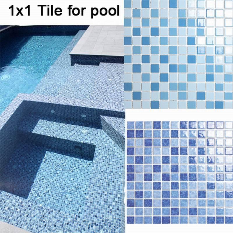 调整大小 1x1 tile for pool