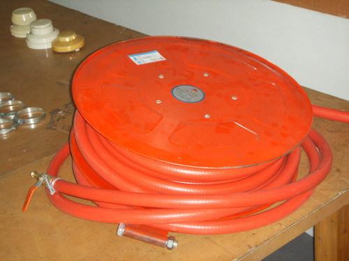 东莞市消防器材批发维修保养年检 灭火器充装维修 消防卷盘20米