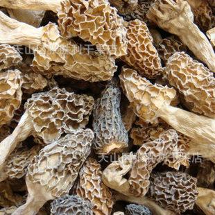 【新疆特产】2012年新品 优质野生羊肚菌 羊肚菇 干货食用菌