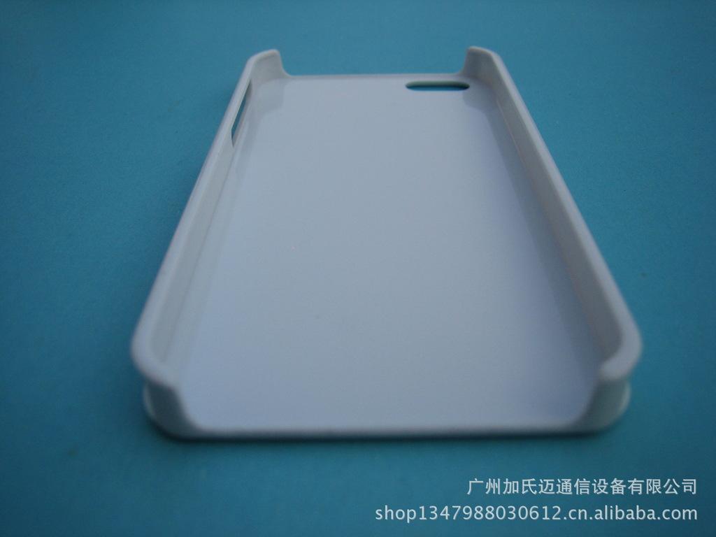 【苹果iphone5素材v苹果壳边背全贴皮天沟】价手机吊接器图片