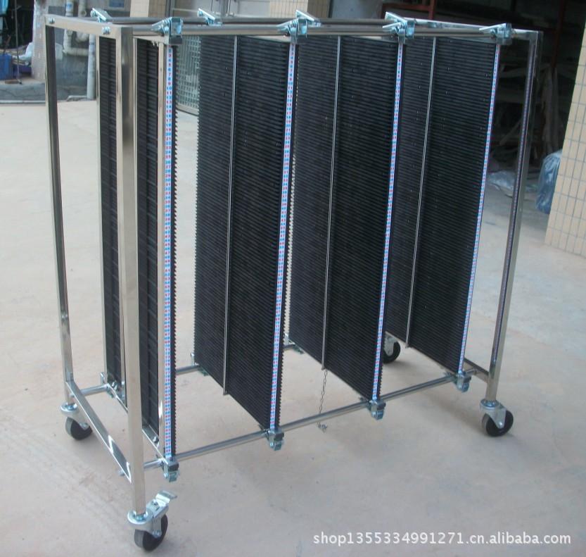 东莞最好的防静电周转车生产厂家,不锈钢,塑胶多种形式塑胶生产