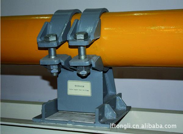 供应挡板式固定支架管路支架水平管道支架蒸