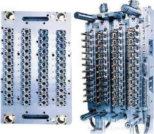 pet管胚模具 进口2316模具钢 进口设备加工 高品质 高精度