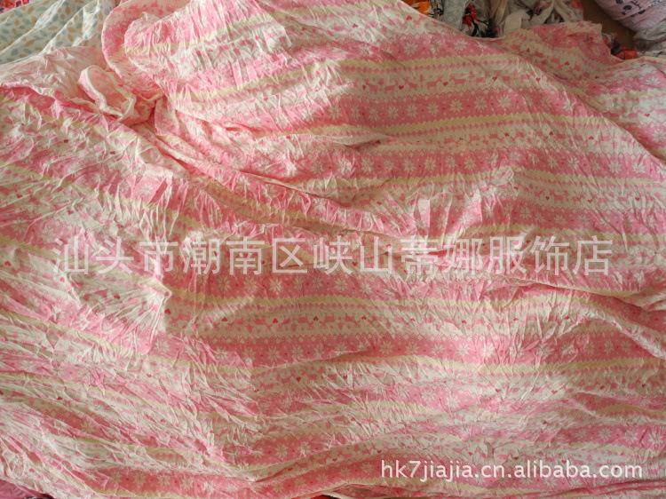 批发布碎,碎布,梭织棉布,印花布头布尾