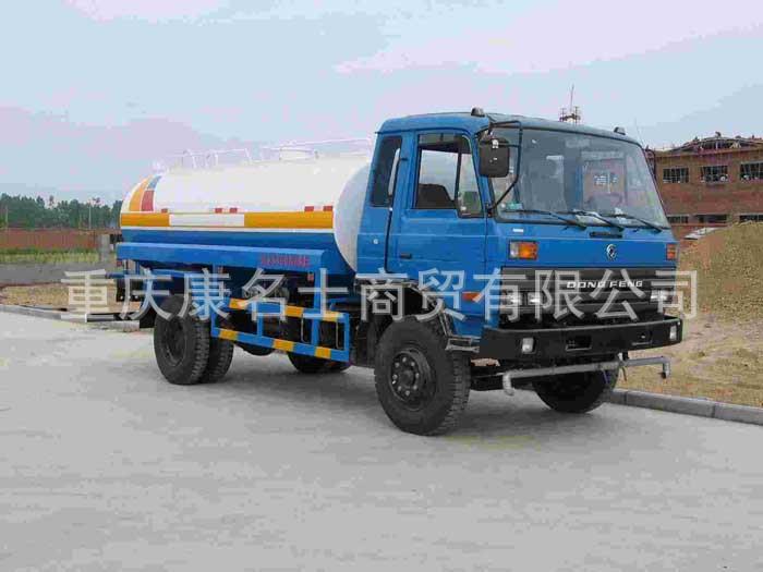 醒狮SLS5160GSSE洒水车EQB210东风康明斯发动机