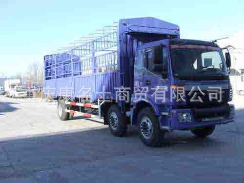 福田BJ5253VMCHL-S1仓栅式运输车ISDe210东风康明斯发动机