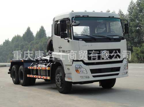 厦工XGQ5250ZXX车厢可卸式垃圾车C230东风康明斯发动机