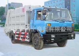 青专QDZ5161ZYSED压缩式垃圾车B210东风康明斯发动机