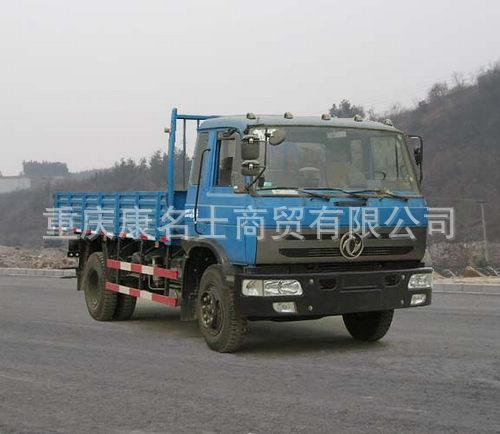 东风EQ1164GK载货汽车ISDe180东风康明斯发动机